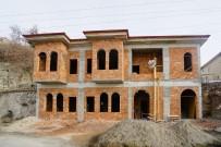 KOZLUCA - Büyükşehir, Kozluca'da Kültür Merkezi Yapıyor