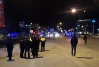 FÜNYE - Denizli'de Kavşaktaki Şüpheli Kutu Polisi Alarma Geçirdi