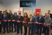 İSTANBUL BEŞİKTAŞ - DÜ-BUTİK Mağazası Açıldı