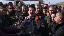 REFERANDUM - Erbil-Kerkük Kara Yolunda Ulaşıma Hendek Engeli