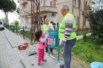 MÜKERREM TOLLU - Erdemli Belediyesi'nden 'Bayat Ekmek Toplama' Projesi