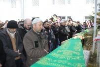 YOL ÇALIŞMASI - Erzurum'daki Kazada Ölen Aile Fertleri Giresun'da Son Yolculuklarına Uğurlandı