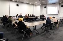 İŞ GÜVENLİĞİ UZMANI - Eyüpsultan Belediyesi Personeline İş Sağlığı Ve Güvenliği Eğitimi
