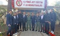 KADıOĞLU - Göztepe'den 121. Filo'ya Ziyaret