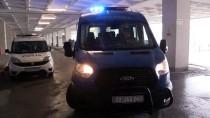 PAZARKULE - GÜNCELLEME - Sınırı Geçen 2 Yunan Askeri Yakalandı