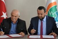 Hayırsever İşadamından KMÜ'ye Ermenek'te Yeni Eğitim Binası