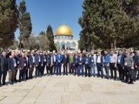 BÜLENT KORKMAZ - İBB, Filistin'e Destek İçin Kudüs'te