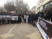 Iğdır'da Doğu Guta İçin Basın Açıklaması