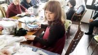 İğne Oyalarına Japonya'dan Görücü Geldi