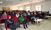 MEHMET KARA - İl Sağlık Müdürlüğü Akılcı İlaç Eğitimlerine Devam Ediyor