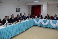 İLYAS ÇAPOĞLU - İl Uyuşturucu Koordinasyon Kurulu Yapıldı