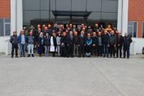 KURTARMA EKİBİ - İzmit Belediyesi Arama Kurtarma Timi Kurdu