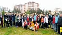 MUSTAFA ÇIÇEK - Kahta Gazi Ortaokulu Dört Madalyayla Döndü