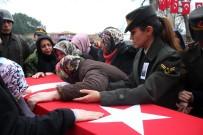 ŞEHİT UZMAN ÇAVUŞ - Kastamonu'da Afrin Şehidine 10 Binler Ağladı