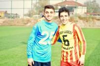SAĞLIK MESLEK LİSESİ - Malatya Spor Lisesi, Erkek Ve Kız Takımı Şampiyonluk Hedefliyor