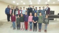 BELEDIYE İŞ - Malazgirt Belediye Çocuk Korosu Kuruldu