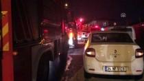 OKSIJEN - Maltepe'de Ev Yangını