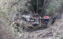 JEEP - Milas'ta Muhtar Kazada Hayatını Kaybetti