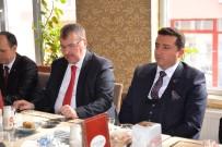 BAŞSAVCı - Milletvekili Halil Eldemir, Bozüyük'te Temaslarda Bulundu