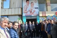 MEHMET EMIN ŞIMŞEK - Muş'ta 'Sağlıklı Hayat Merkezi' Açıldı