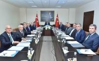 BİLİM SANAYİ VE TEKNOLOJİ BAKANLIĞI - Mut OSB Müteşebbis Heyeti Vali Su Başkanlığında Toplandı