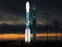 ORMAN YANGINI - NASA meteoroloji uydusu fırlattı