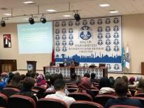 TANITIM FİLMİ - Öğrencilere Mali Müşavirlik Mesleği Anlatıldı