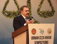 ORMAN YANGINI - Orman Ve Su İşleri Bakanı Veysel Eroğlu Açıklaması