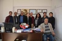 GÖKMEN - Ortaca CHP'den 'Muhasebeciler Haftası' Ziyareti