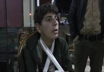 HASTANE RAPORU - Parmağı Kopan Çocuğu Hastane Önünde Bırakıp Kaçtılar