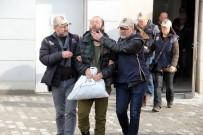DERECIK - Samsun'da Yasa Dışı Pankart Asan 2 Kişi Adliyeye Sevk Edildi
