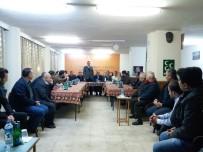 SINIR GÜVENLİĞİ - Simav AK Parti'den MHP'ye Ziyaret