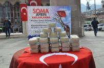 AHMET ALTıNTAŞ - Soma'dan Afrin'e 2,5 Ton Helva Gönderildi