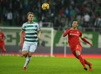 YAŞAR KEMAL - Spor Toto Süper Lig Açıklaması Bursaspor Açıklaması 0 - Kayserispor Açıklaması 0 (İlk Yarı)