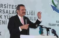 DÜNYA EKONOMİSİ - TOBB Başkanı Hisarcıklıoğlu Açıklaması 'Dünya Ekonomisi İçine Kapanırsa, Allah Korusun Dünyayı Felaket Bekliyor'
