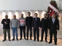 SELAHATTIN AKÇIÇEK - TSYD İzmir'de Bahri Okumuş Yeniden Başkan