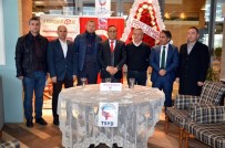 TÜRKIYE SPOR YAZARLARı DERNEĞI - TSYD Kayseri Şubesi İlk Genel Kurulunu Yaptı