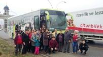 ANıTKABIR - Turan Mahallesi Sakinlerinden Başkan Alıcık' A Teşekkür