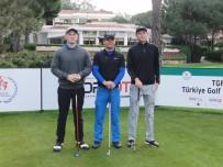 KADIN SPORCU - Türkiye Golf Turu 3. Ayak Mücadelesi Antalya'da Başladı