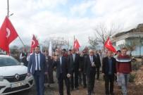 EĞİTİM DERNEĞİ - Türkmenlerden Zeytin Dalı Harekatı'na Destek