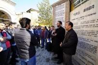 MANEVIYAT - Yabancı Öğrencilere Şehrin Manevi Mekânları Tanıtıldı