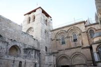 KıYAMET - Yeniden Açılan Kıyamet Kilisesi Ziyaretçilerini Ağırlıyor