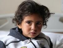 Afrin Operasyonu - YPG/PKK'lı teröristler çocukların bulunduğu araca saldırdı