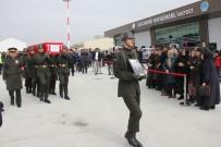 ŞEHİT UZMAN ÇAVUŞ - 'Zeytin Dalı Harekatı' Şehidi Uzman Çavuşun Cenazesi Memleketleri Kastamonu'da