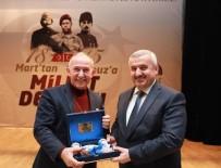 AHMET ŞİMŞİRGİL - '18 Mart'tan 15 Temmuz'a Millet Destanı'  Kitabı Vatandaşlara Tanıtıldı
