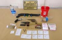 4 İlde Narkotik Operasyonu Açıklaması 18 Gözaltı