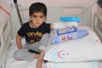 5 YILDIZLI OTEL - 4 Yaşında Ki Eli Ters Olan Küçük Şiar Sağlığına Kavuştu