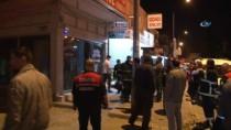 BENZIN - Adana'da Eczane Deposu Kundaklandı