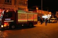 BENZIN - Adana'da Eczane Kundaklandı