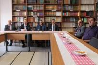 ŞEHİT AİLELERİ DERNEĞİ - Afrin Şehidinin İsmi Bu Kütüphanede Yaşayacak